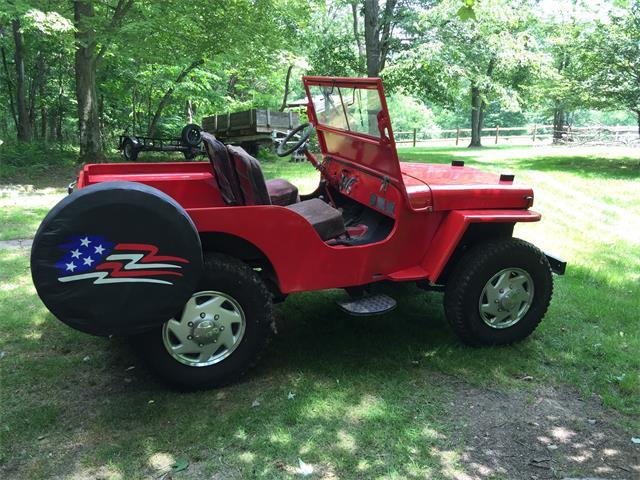 1946 Jeep CJ | 696702