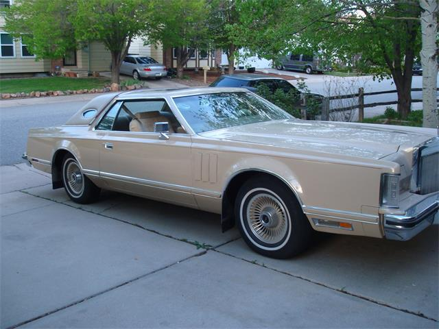 1979 Lincoln Continental Mark V | 696714