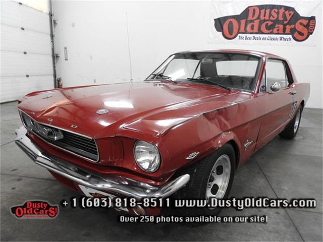 1966 Ford Mustang | 696769