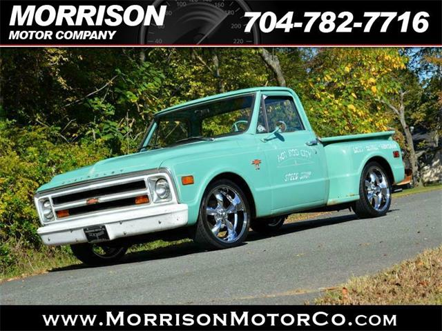1968 Chevrolet C/K 10 | 696808