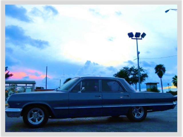 1963 Chevrolet Bel Air | 696837
