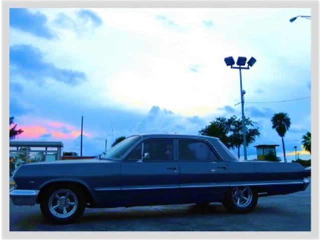 1963 Chevrolet Bel Air | 696837