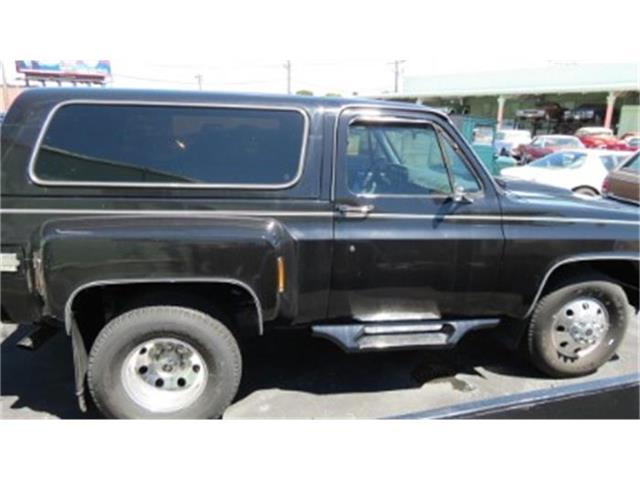 1982 Chevrolet Blazer | 696838