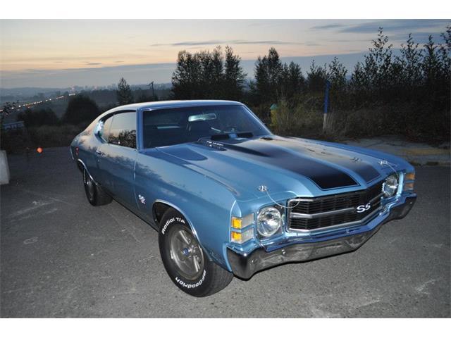 1971 Chevrolet Chevelle SS | 696863