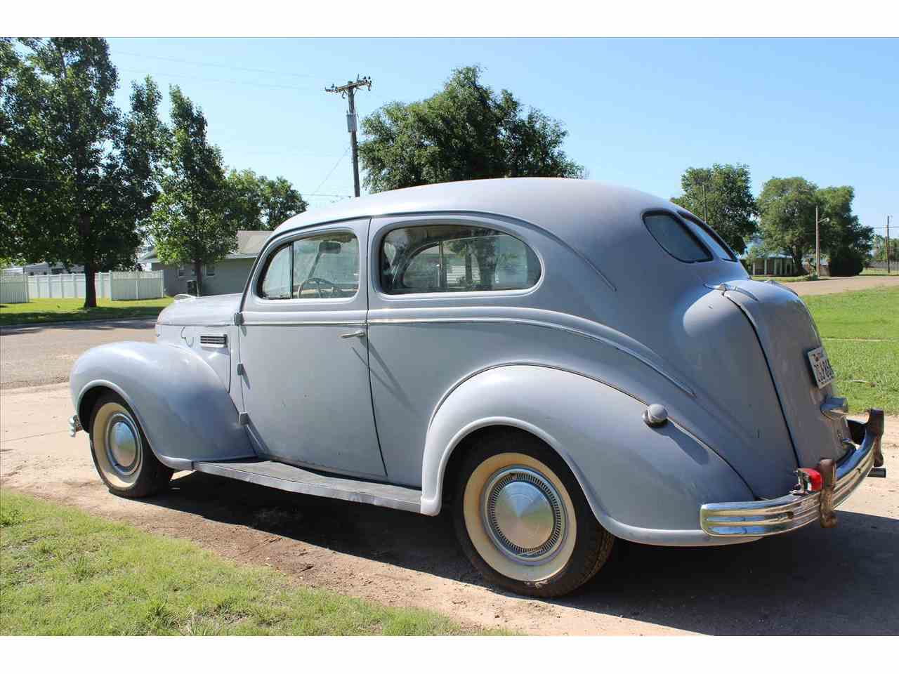 1939 dodge 2 door deluxe sedan for sale
