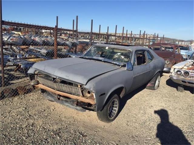 1972 Chevrolet Nova | 696926