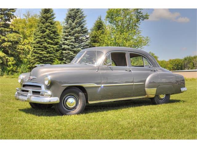 1951 Chevrolet 4-Dr Sedan | 696927