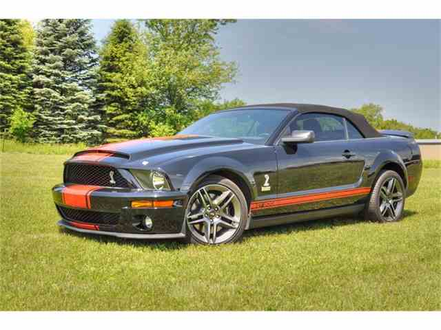 2007 Ford Mustang GT500 | 696933