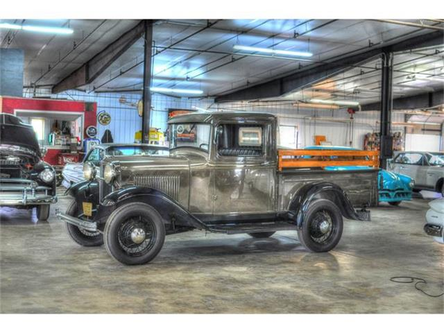 1932 Ford Pickup   696958