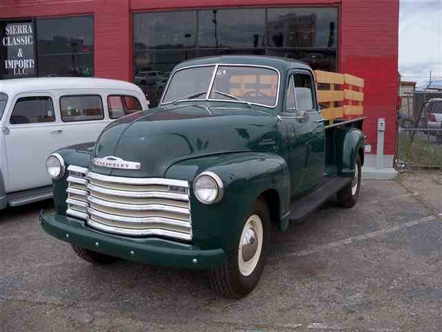 1951 Chevrolet 3800 | 697032