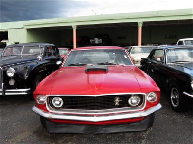 1969 Ford Mustang | 697044