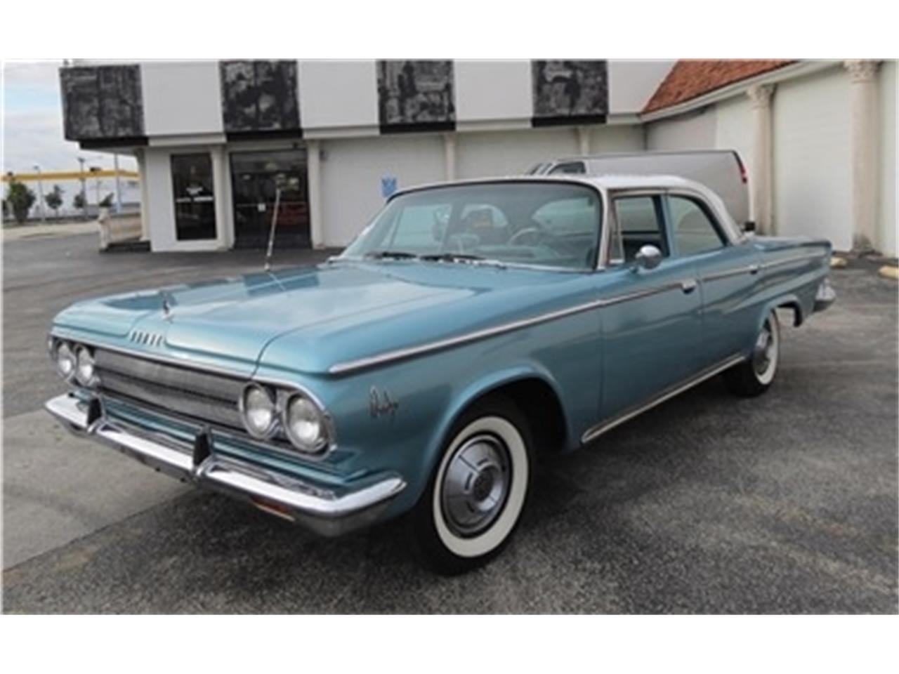 Red 1963 Dodge Custom 880 For Sale | MCG Marketplace