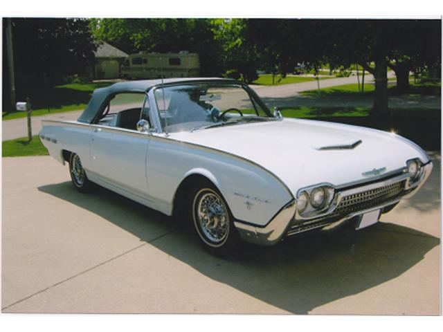 1962 Ford Thunderbird | 697143