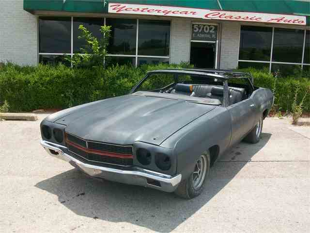 1970 Chevrolet Chevelle | 697167