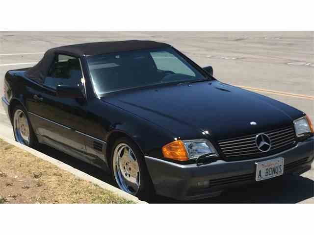 1991 Mercedes-Benz 500SL | 697249