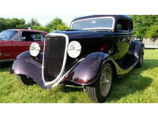 1934 Ford Chopped Coupe | 697274