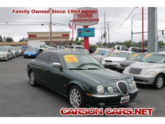2001 Jaguar S-Type | 697322