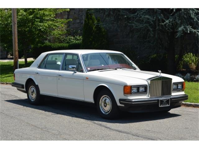 1990 Rolls-Royce Silver Spur | 697381