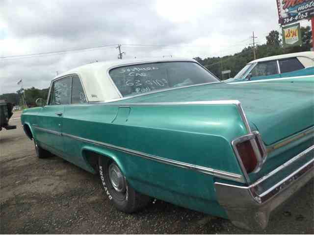 1963 Oldsmobile Holiday | 697399