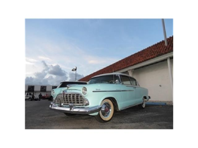 1955 Hudson Hornet Hollywood | 697438