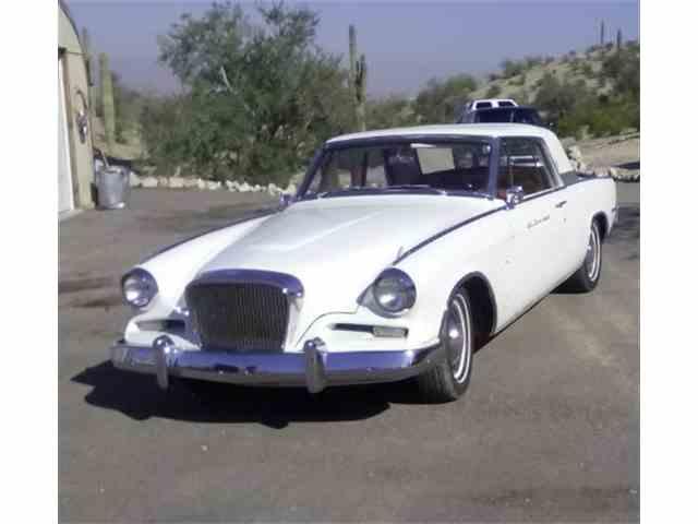 1962 Studebaker Silver Hawk | 697563