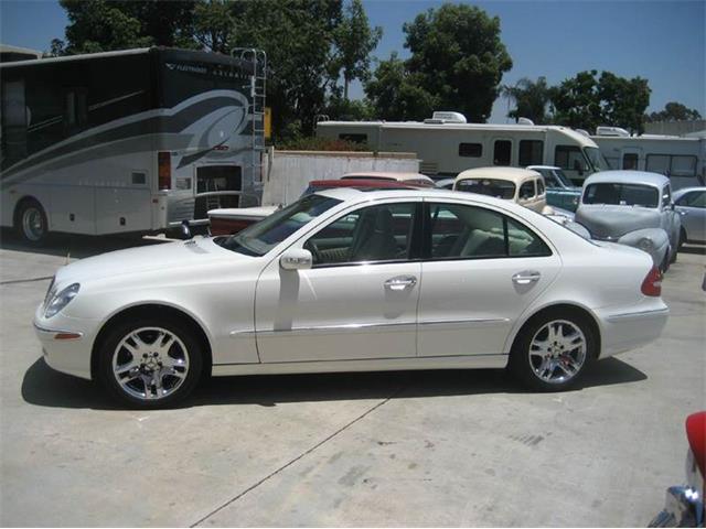 2003 Mercedes-Benz E-Class | 697705