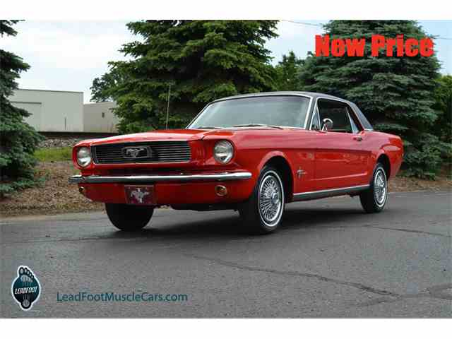 1966 Ford Mustang | 697821