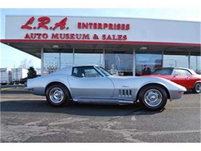 1969 Chevrolet Corvette | 697861