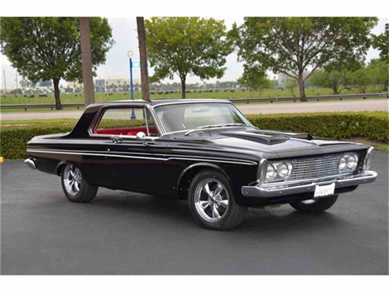1963 Plymouth Fury for Sale - CC-697867
