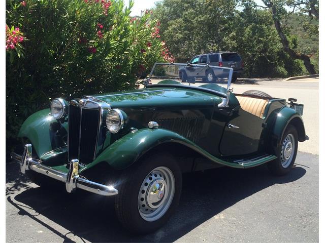 1953 MG TD | 697916