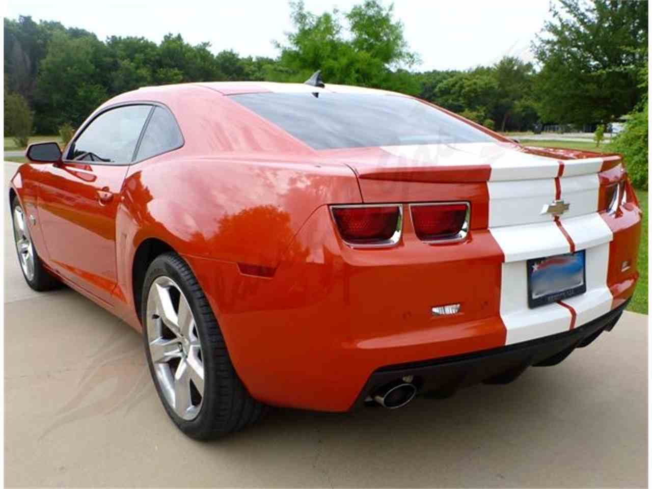 2010 chevrolet camaro ss pace car edition for sale. Black Bedroom Furniture Sets. Home Design Ideas