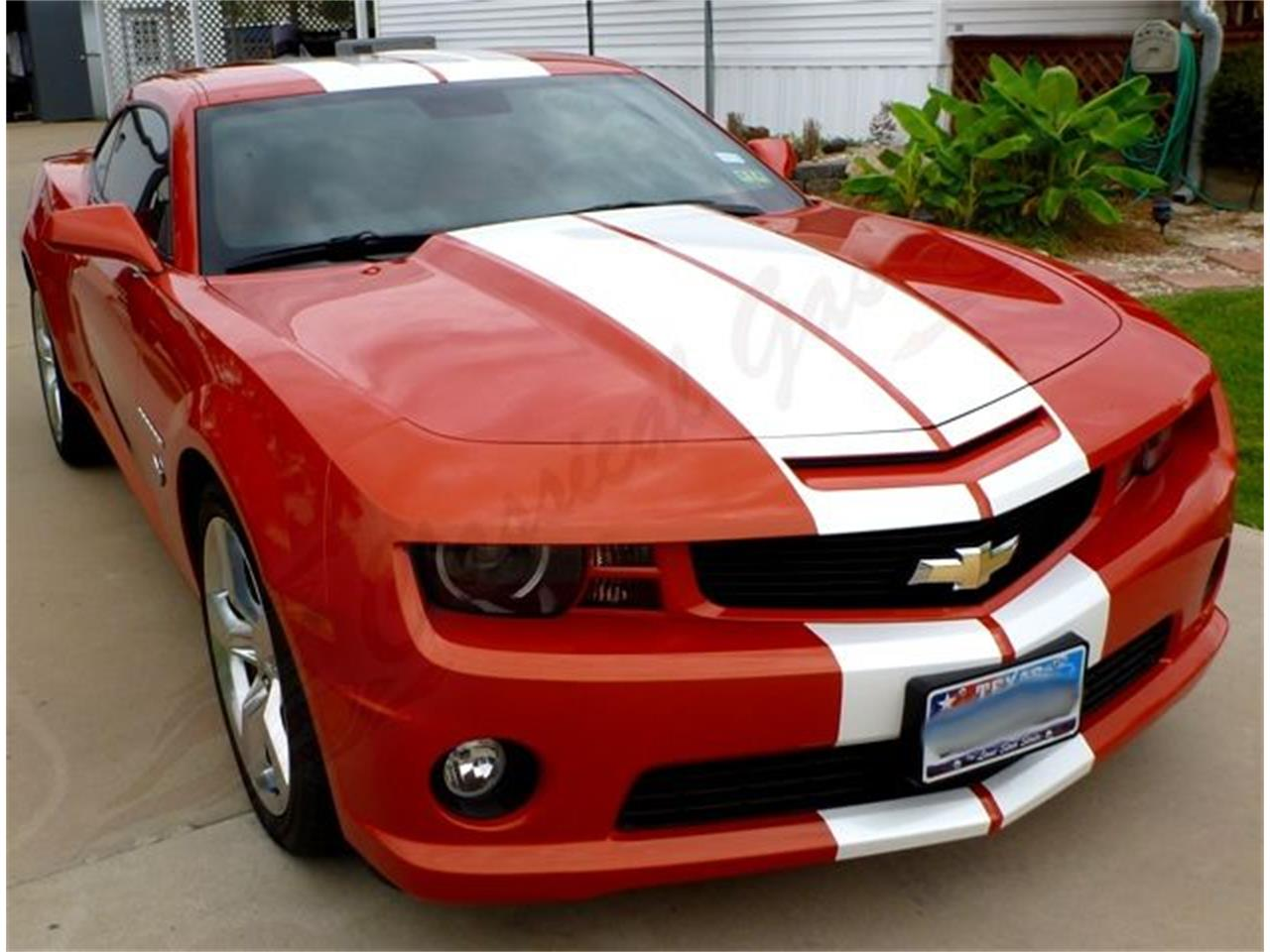2010 chevrolet camaro ss pace car edition for sale cc 697950. Black Bedroom Furniture Sets. Home Design Ideas