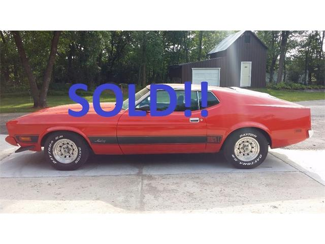 1973 Ford Mustang | 697955