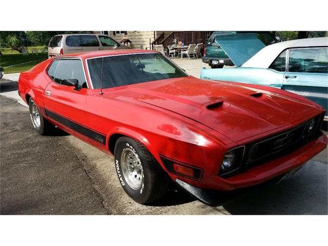1973 Ford Mustang   697955