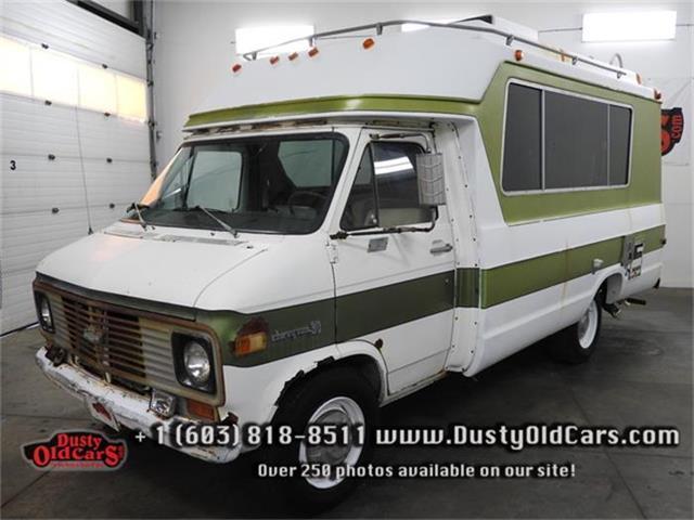 1972 Chevrolet Van | 697963