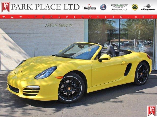 2013 Porsche Boxster | 698057