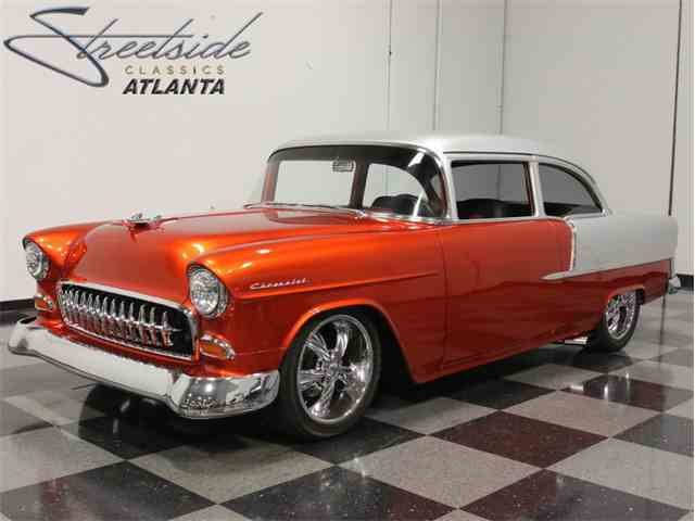 1955 Chevrolet 210 | 698067