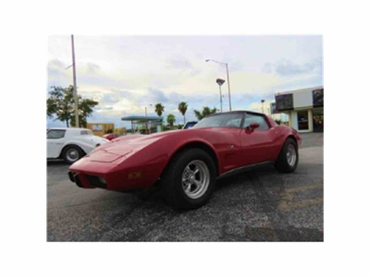 Large Picture of '79 Corvette - EYMY
