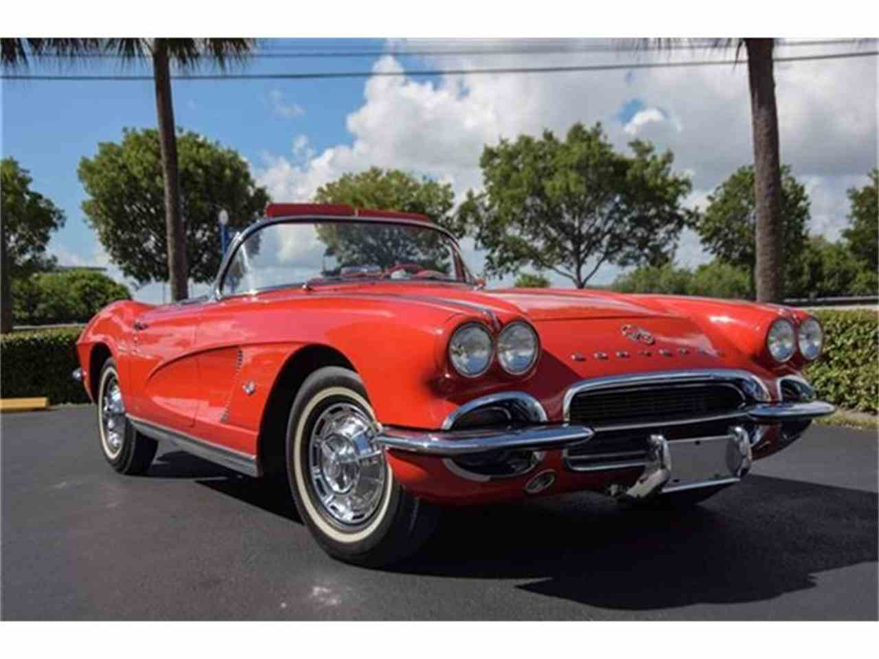 1957 chevrolet corvette for sale on classiccars com 31 - 1962 Chevrolet Corvette 698159