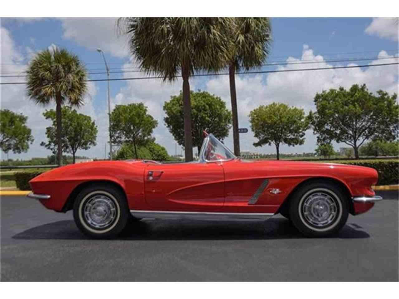 Large Picture of '62 Corvette - EYPB