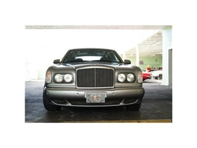 2001 Bentley Arnage | 698329