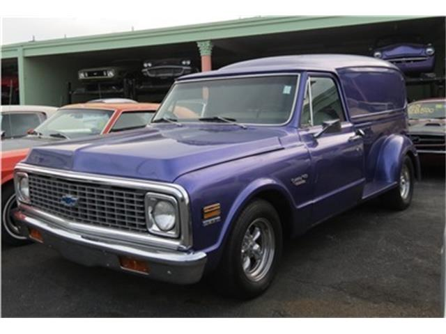 1972 Chevrolet C/K 10 | 698330