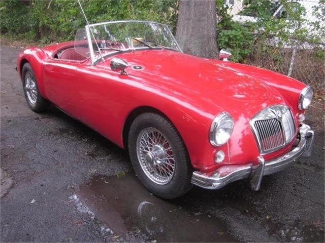 1959 MG MGA 1500 | 698382