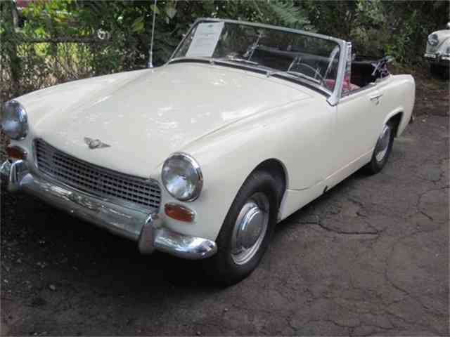 1967 Austin-Healey Sprite Mark IV | 698385