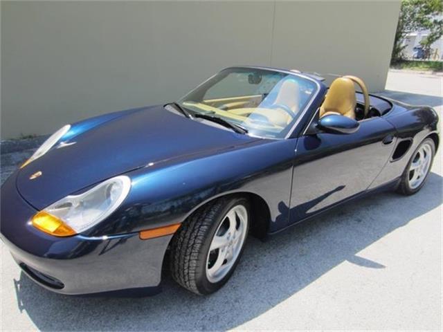 1999 Porsche Boxster | 698416