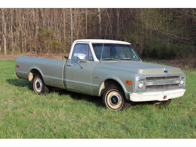 1969 Chevrolet C/K 10   690845