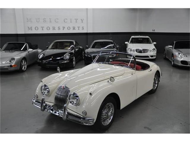 1958 Jaguar XK150 | 698475