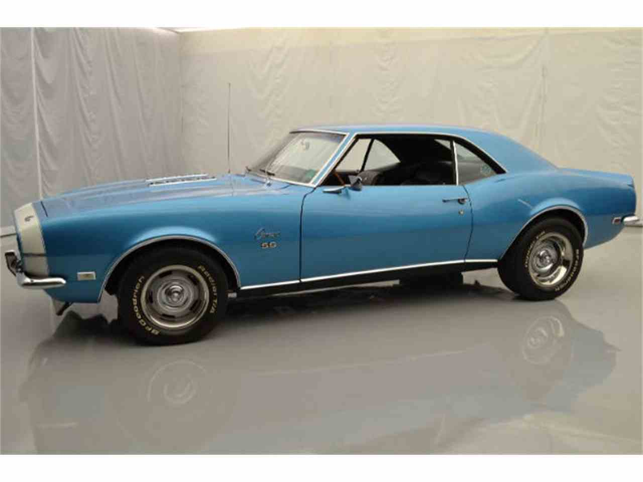 Large Picture of '68 Chevrolet Camaro located in North Carolina - $69,995.00 Offered by Paramount Classic Car Store - EYY5