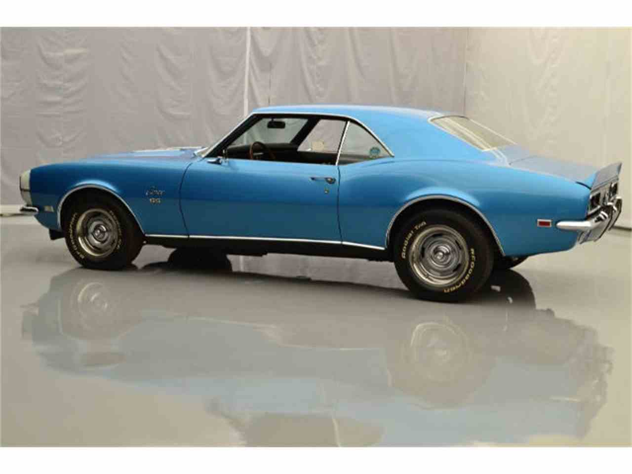 Large Picture of 1968 Camaro located in North Carolina Offered by Paramount Classic Car Store - EYY5