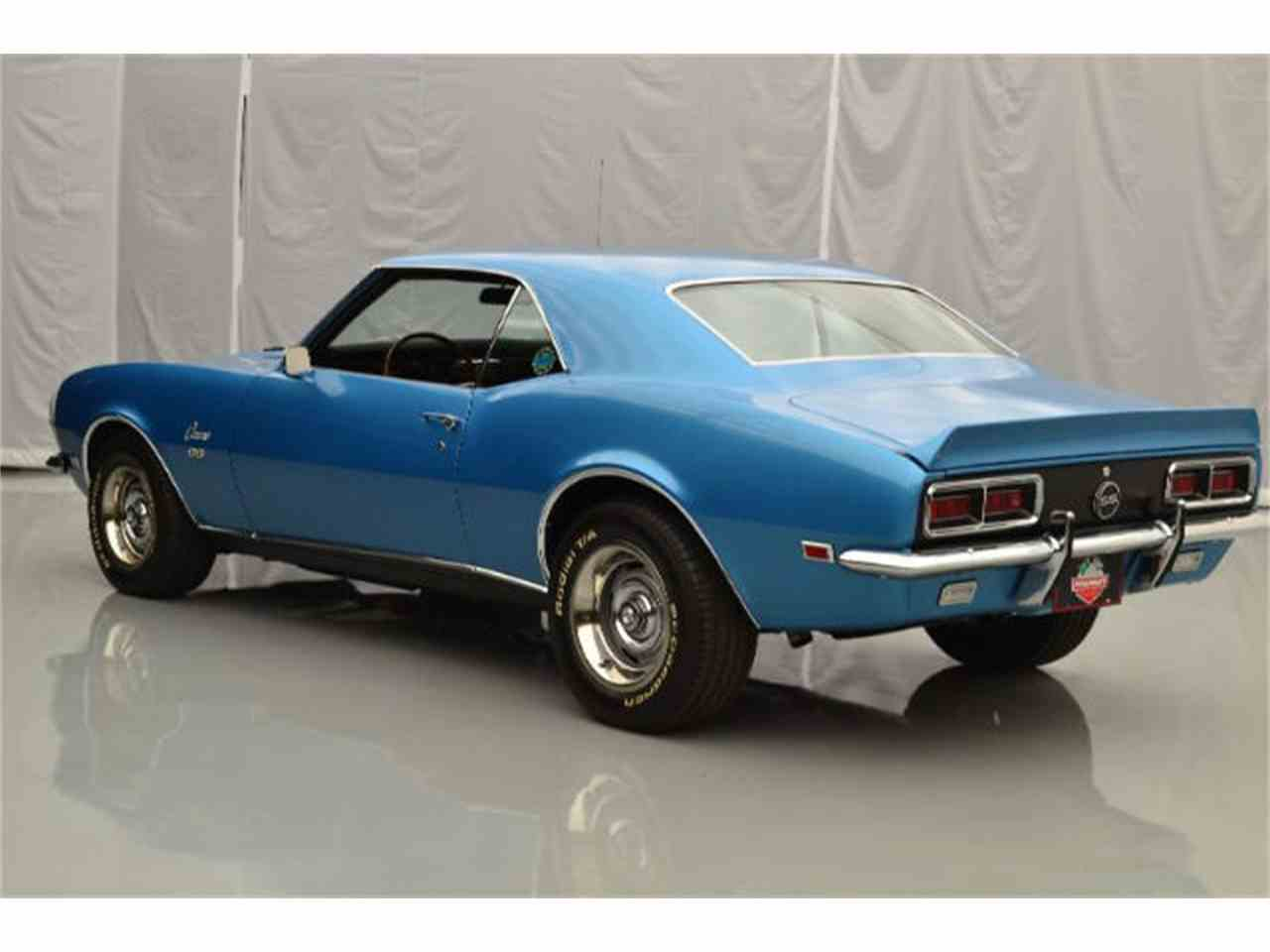 Large Picture of Classic '68 Camaro Offered by Paramount Classic Car Store - EYY5